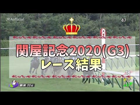 関屋記念2020 レース結果