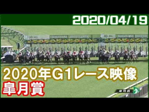 [G1結果] 皐月賞 ~1番人気はコントレイル/2020年4月19日