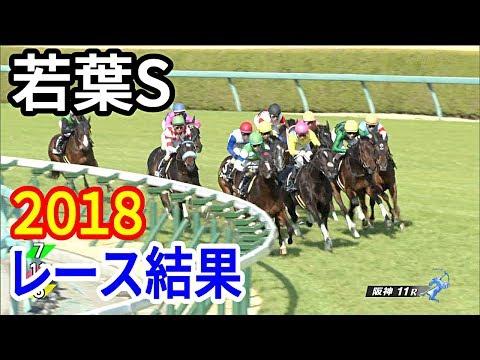 2018/03/17 若葉S(3歳OP)〈レース結果〉